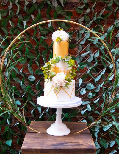 hoop wedding cakes sussex