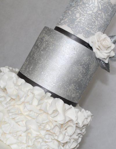 silver cake 1