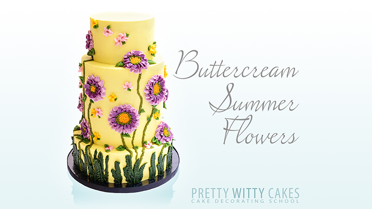 ButtercreamSummerFlowers New