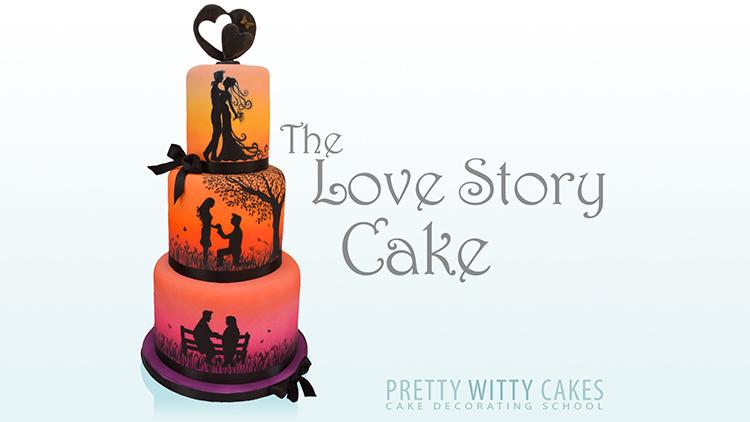 LoveStoryCake New